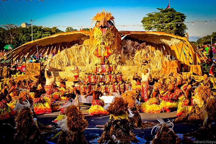 Lễ hội Panagbenga, Philippin