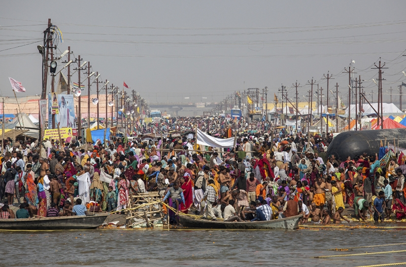 Lễ hội tắm chung Kumbh Mela