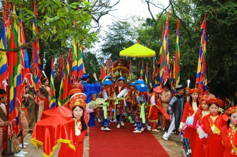 Top 15 Lễ hội truyền thống nổi tiếng nhất miền Bắc