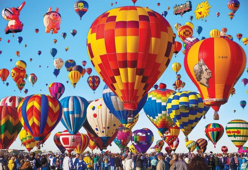 Lễ hội khinh khí cầu quốc tế Albuquerque