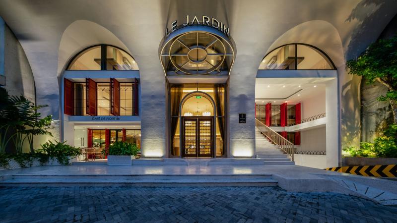 Le Jardin Hotel & Spa Hanoi