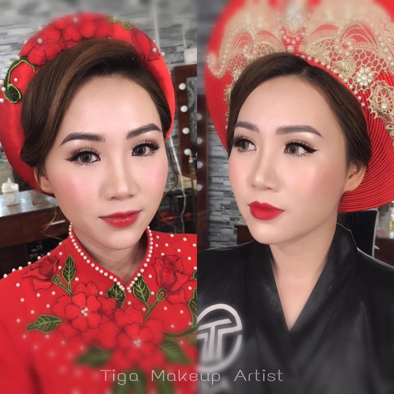 Lê Kim Trang Make Up (Tiga Make Up)