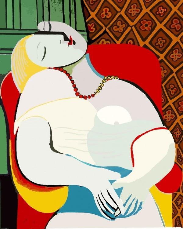 Le Rêve – Picasso