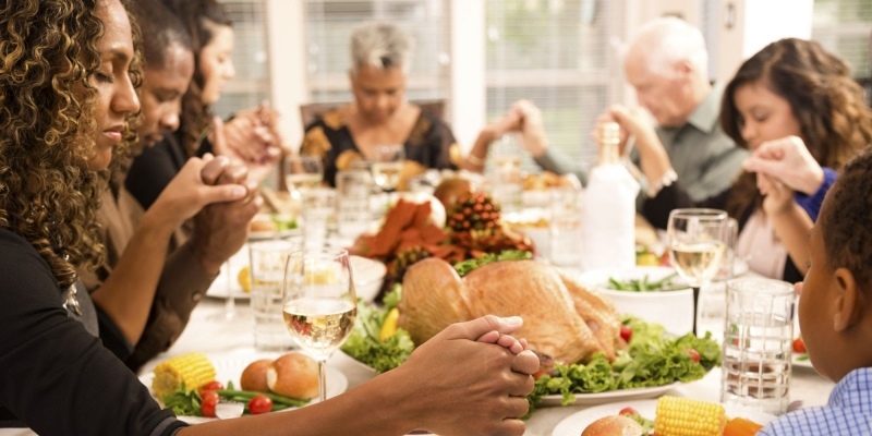 Lễ tạ ơn (thứ 5 tuần lễ thứ 4 tháng 11)