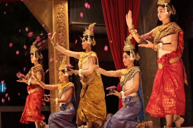 Lễ tết Khmer Chol Chnam Thmay