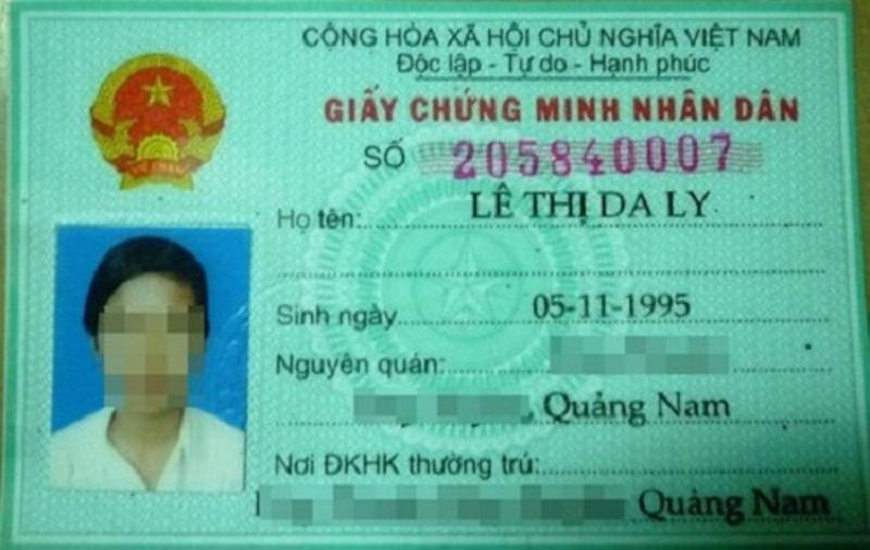Lê Thị Da Ly
