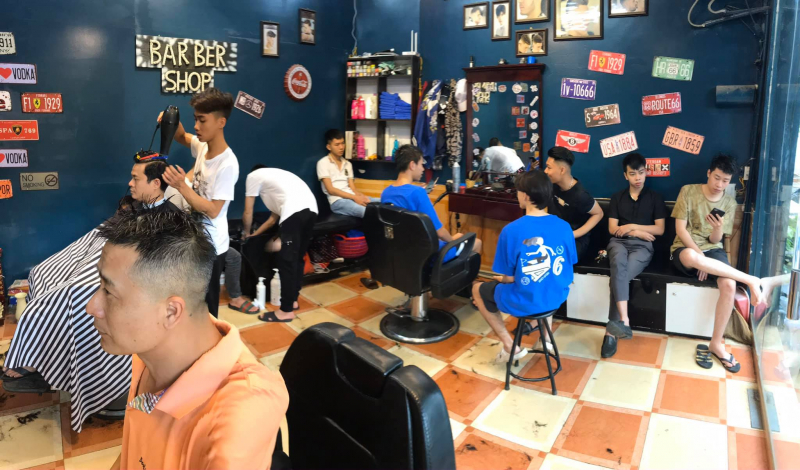 Lê Tuấn (Tuấn Barber Shop)