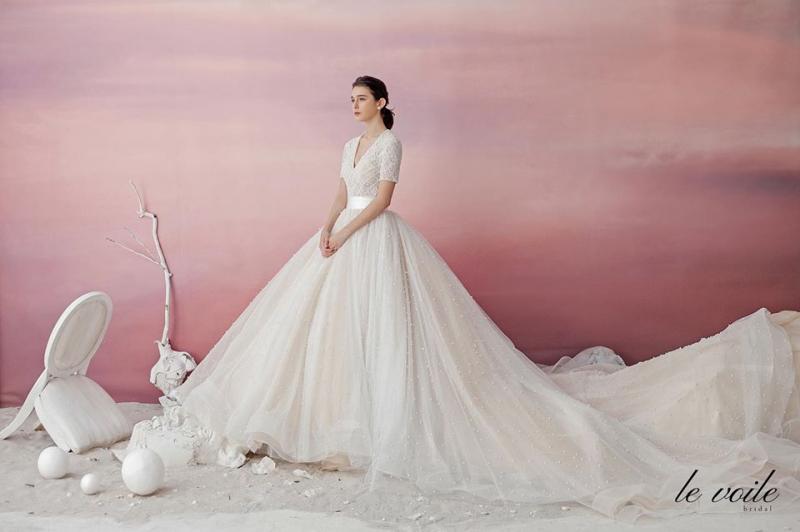 Le voile Bridal