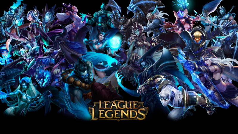 League of Legends - Liên Minh Huyền Thoại