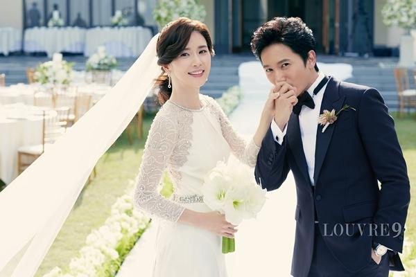 Lee Bo Young - Ji Sung