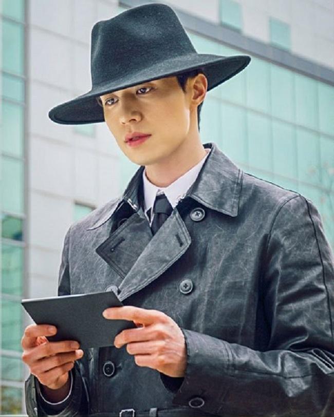 Vẻ đẹp của thần chết Thần chết' Lee Dong Wook