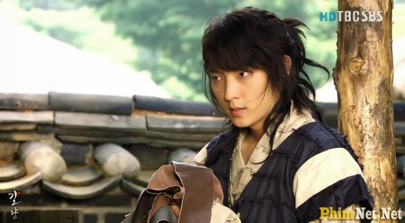 Lee Jun Ki trong Huyền thoại Iljimae