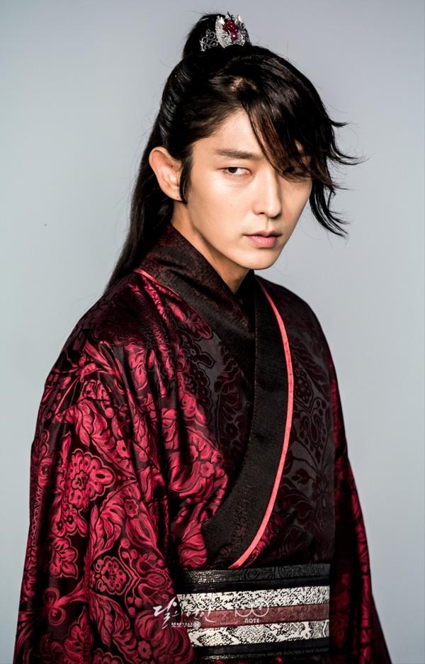 Lee Jun Ki trong Người tình ánh trăng