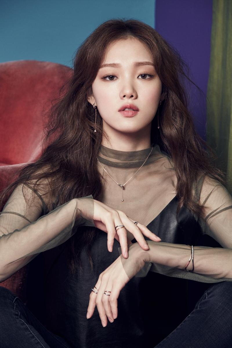 Diễn viên kiêm người mẫu đầu tiên của nhà YG  (Nguồn: Sưu tầm)