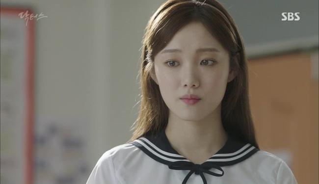Lee Sung Kyung từng là tân binh nổi trội