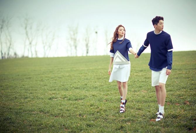 Nam Joo Hyuk và Lee Sung Kyung - đôi bạn thân thiết của showbiz Hàn