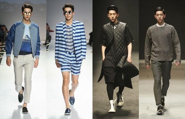 Nam Joo Hyuk xuất phát điểm từ nghề người mẫu