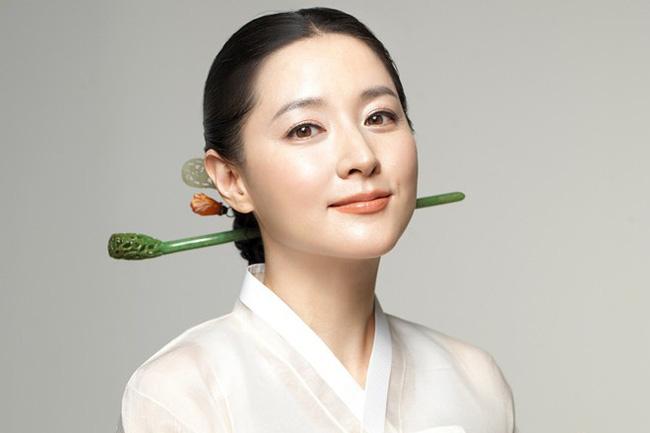 Lee Young Ae - người đẹp oxy