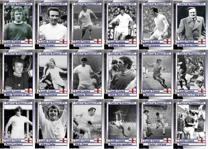 Đội hình Leeds Utd vô địch năm 1971