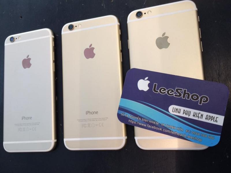 Các dòng iPhone của LeeShop