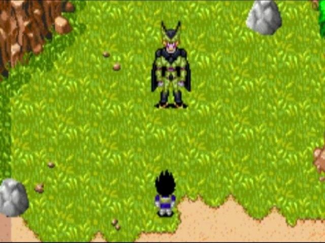 Bạn có nhận ra nhân vật Goku và Piccolo không?