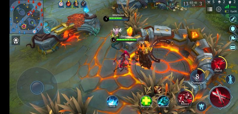 Chiến đấu cùng Legend of Ace