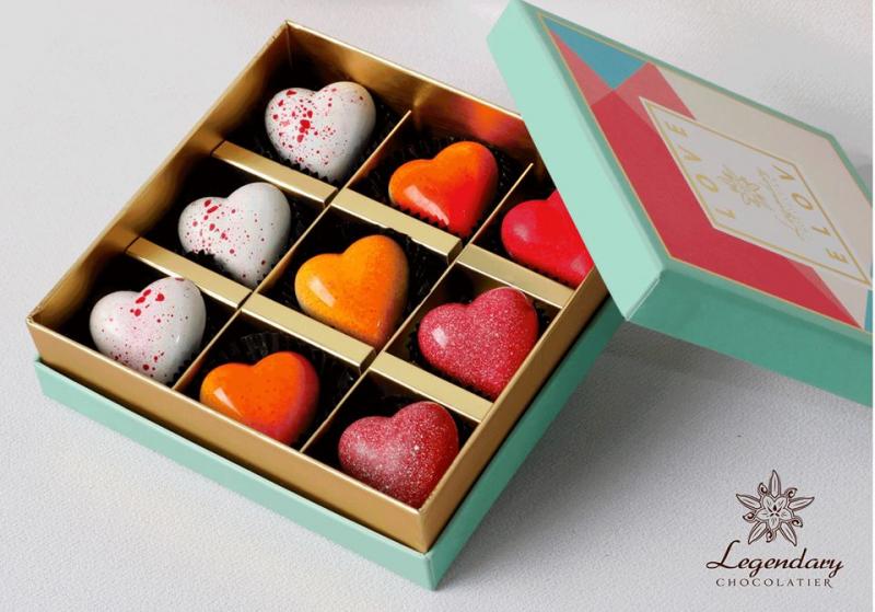Top 7 Địa chỉ bán chocolate quà tặng valentine ngon nhất TP. HCM