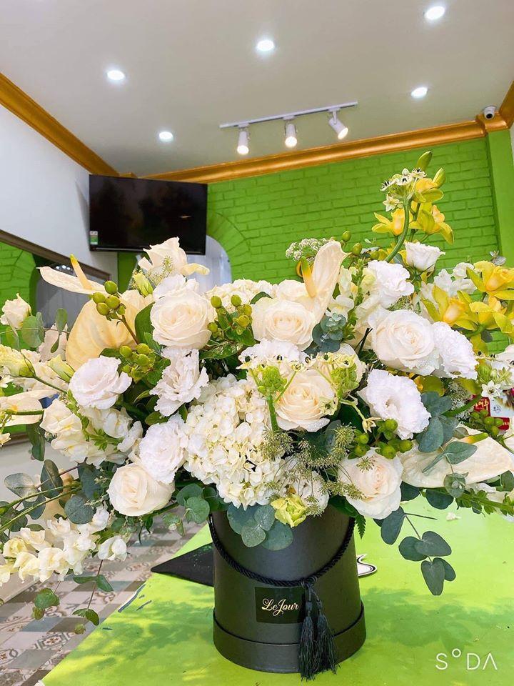 Top 10 shop hoa tươi đẹp nhất quận 1, TP. HCM