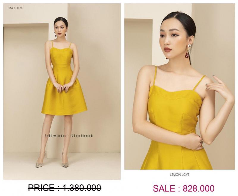 Lemon Love 58B Bà Triệu