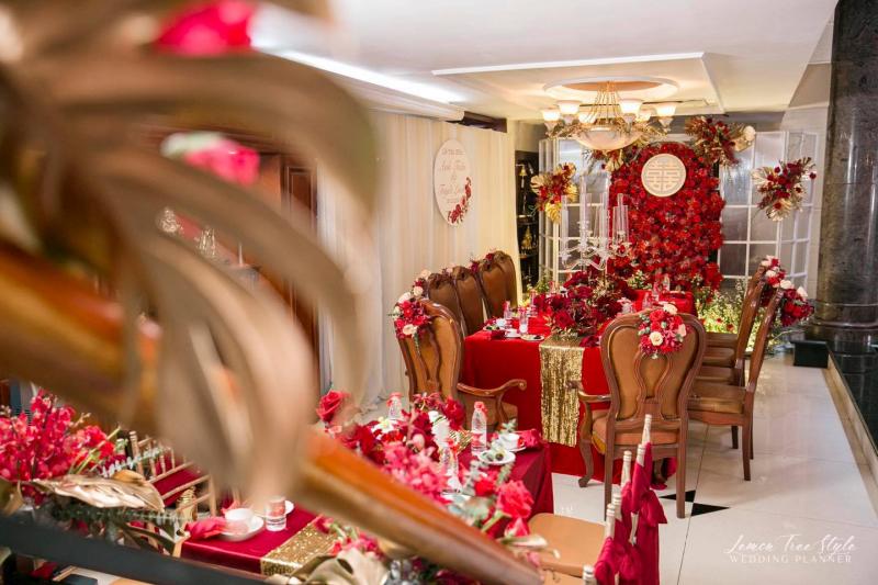 Lemon Tree Wedding Planner là đơn vị chuyên cung cấp những dịch vụ về trang trí tiệc cưới, lễ gia tiên, đám hỏi, sinh nhật, lễ hội.