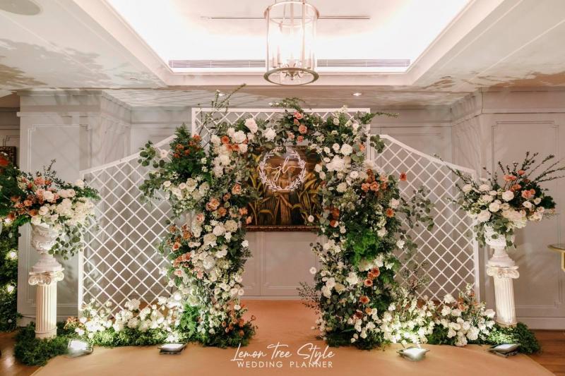 Lemon Tree Wedding Planner luôn hoàn thiện hơn, sáng tạo, cập nhật những xu hướng trang trí, wedding Planner mới nhất