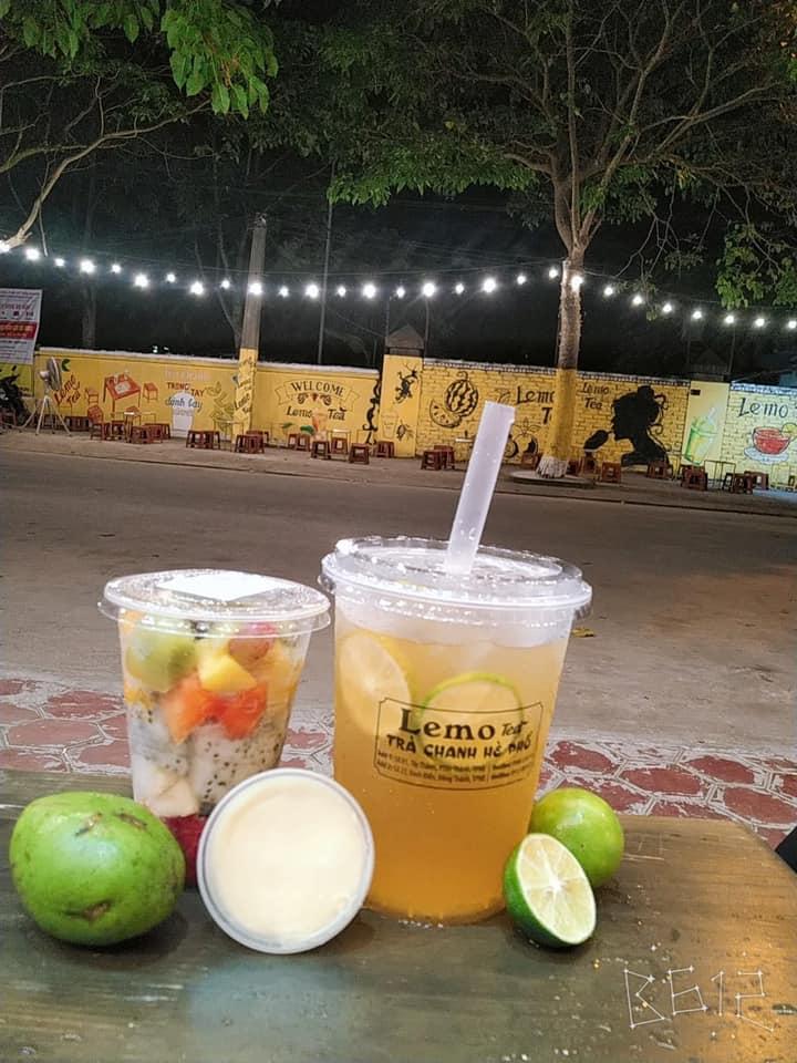 LemoTea - Trà chanh hè phố- TP Ninh Bình