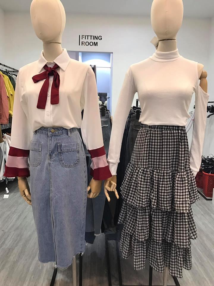 Shop Len Clothing luôn cập nhật những mẫu quần jean mới nhất với from dáng cực đẹp