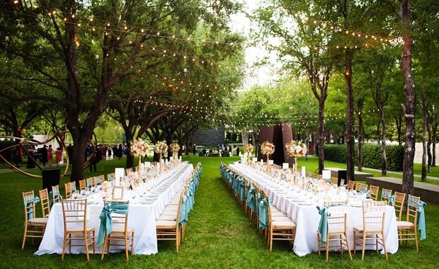 Lên danh sách khách mời kĩ càng để đám cưới thân tình lại không bị lãng phí