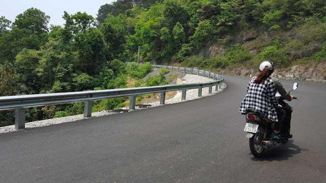 Đi xe máy lên Tam Đảo cùng là một trải nghiệm thú vị đấy nhé