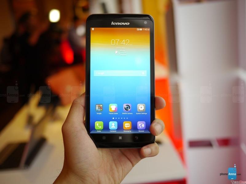 Điện thoại Lenovo S930