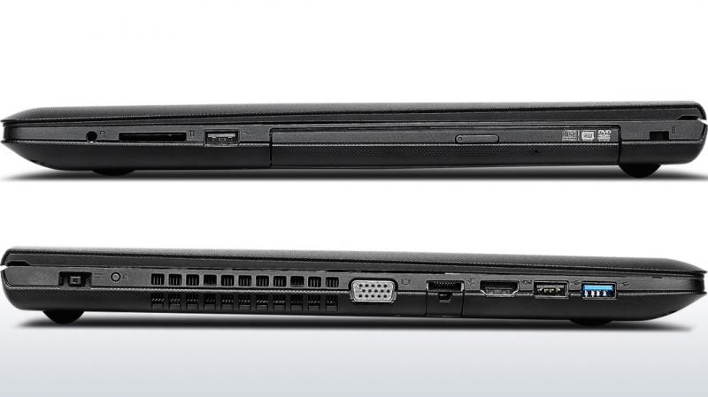 Lenovo G5070 có đầy đủ các kết nối