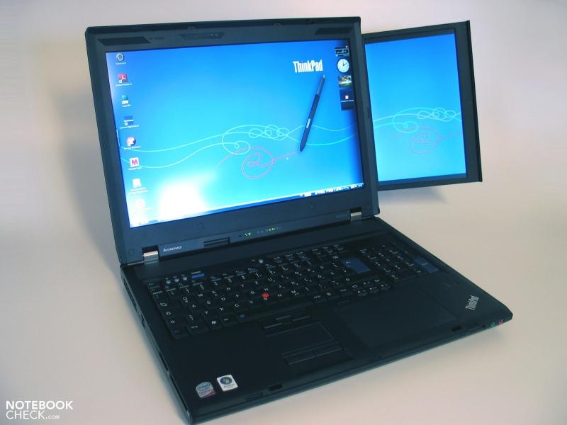 Lenovo ThinkPad W700DS có giá 4.500 USD