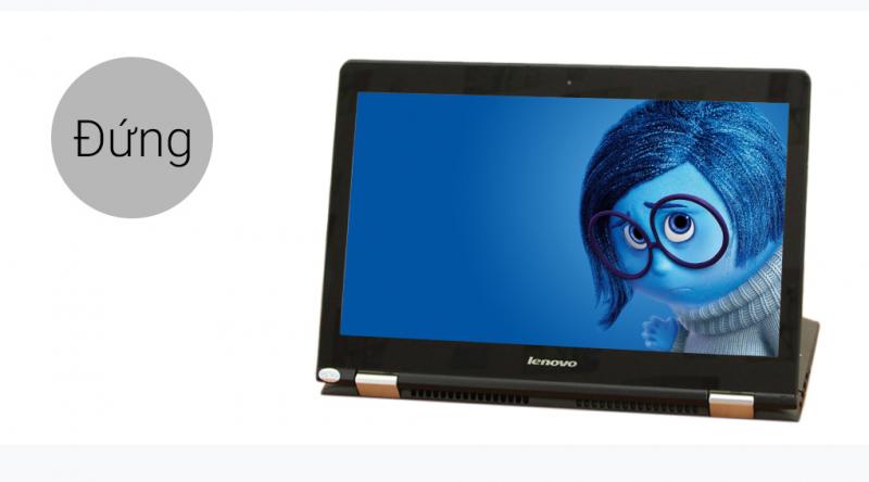 Lenovo Yoga 500 14IBD/ Core i3 – 5020U/ RAM 4GB/ HDD 500GB/ Xoay gập 360º