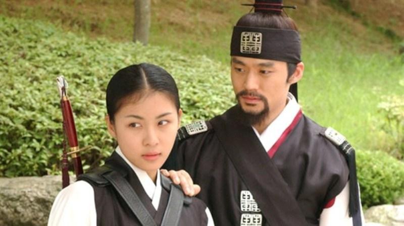 Leo Seo Jin và Kim Min Joon