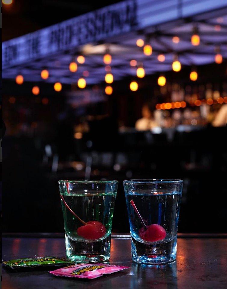 Món #Adios tại Léon Bar