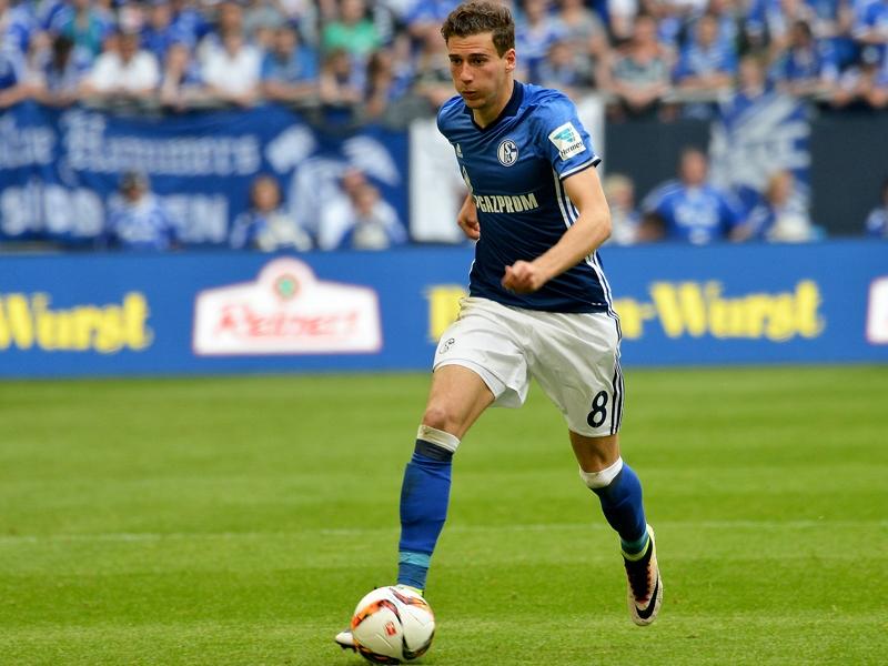 Leon Goretzka là nhạc trưởng của Schalke