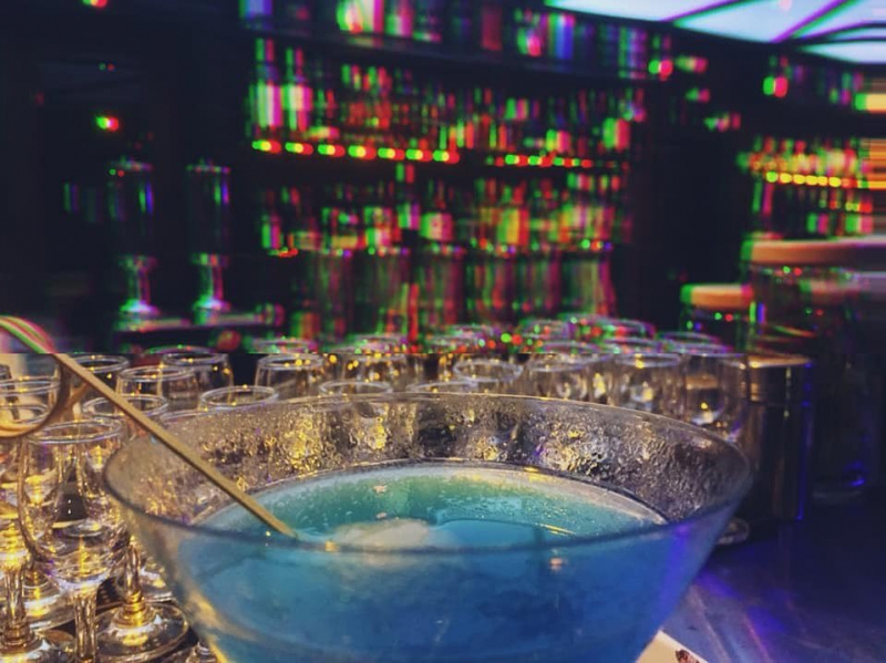 Léon: The Professional Mixology Bar