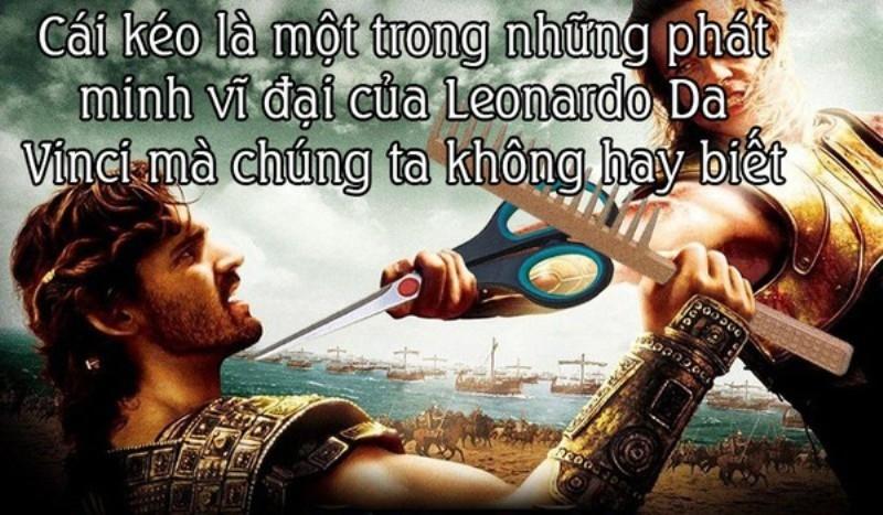 Leonardo Da Vinci đã quá nổi tiếng. Nhưng bạn có biết...