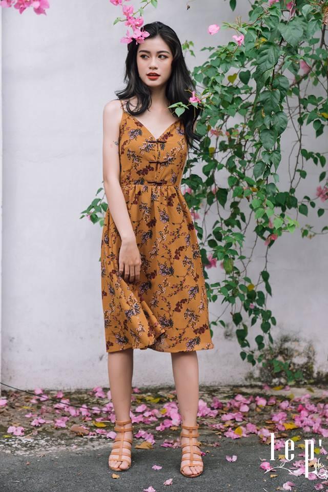 Đầm váy tại Lep'