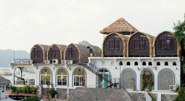 Thiết kế đặc biệt của LePont Bungalow Hostel.