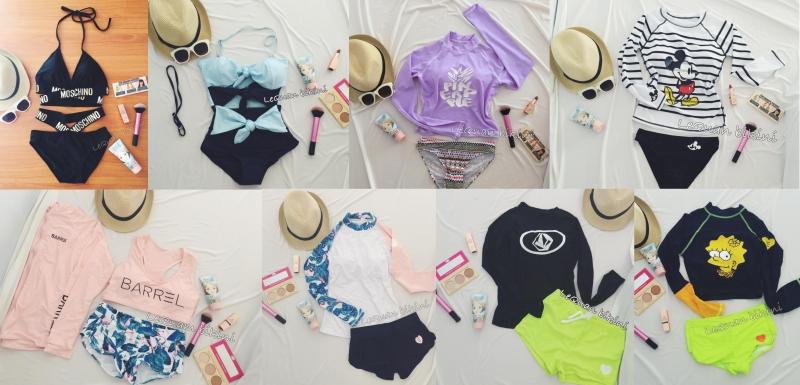 Một số mẫu bikini đẹp tại LeQuan