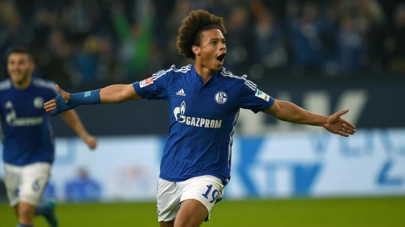 Leroy Sane từng là trụ cột của Schalke