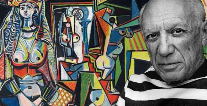 Les Femmes d'Alger (Version O) – Pablo Picasso