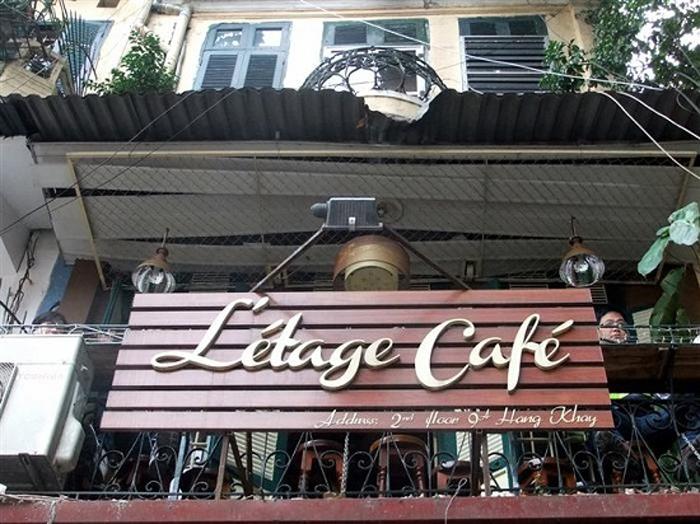 L'etage Cafe